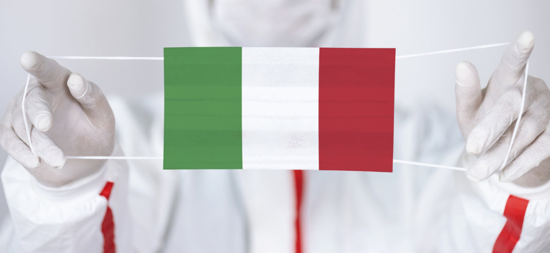 Coronavirus At Italy